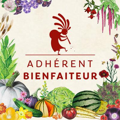 """Adhésions - Adhésion """"Bienfaiteur"""""""