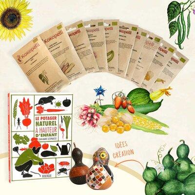 Cadeaux Fertiles - À la découverte du potager avec les enfants