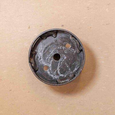 Outils à Manches - Cloche ronde 40mm