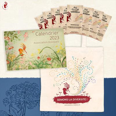 Arcs-en-Ciel - Arc-en-Ciel de Plantes Médicinales