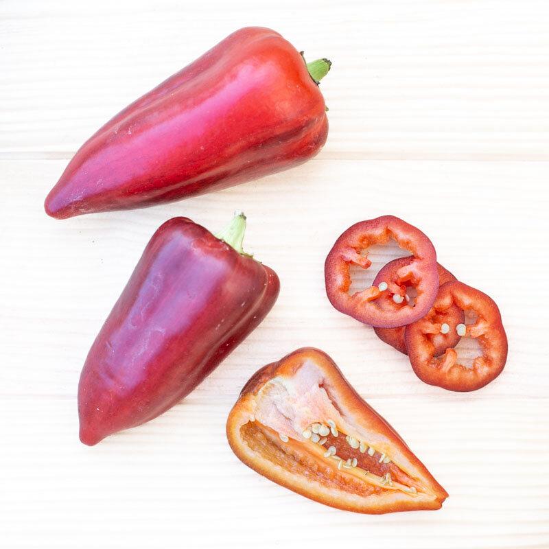 Piments/Poivrons - Violet Sparkle