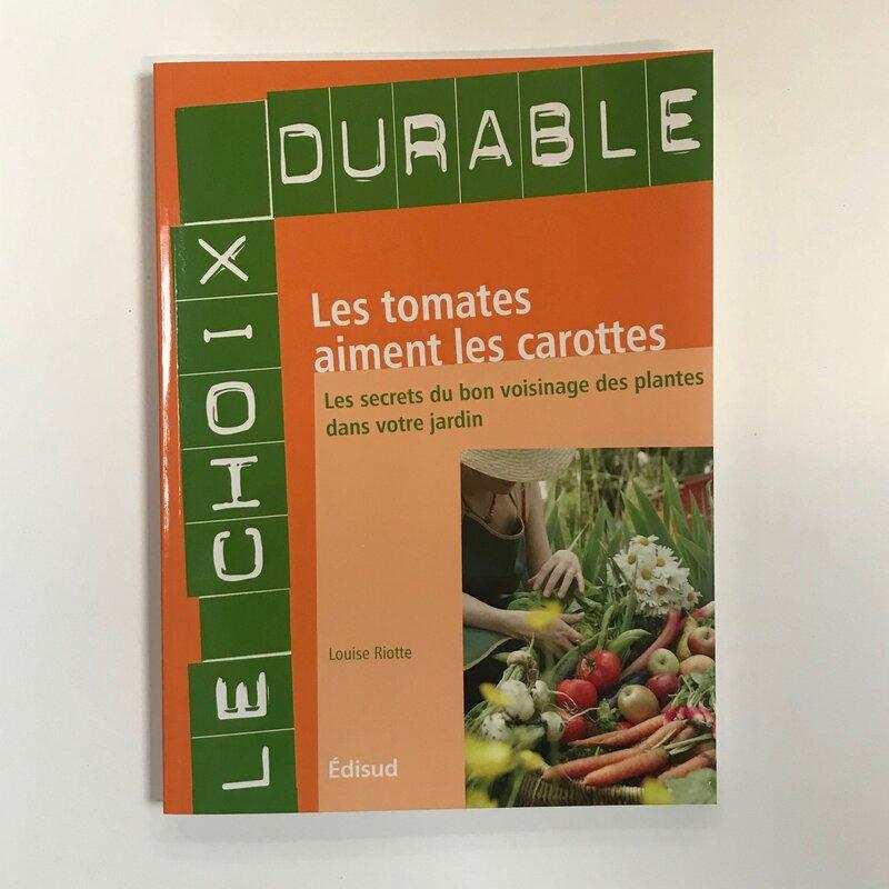 Jardinage - Les tomates aiment les carottes