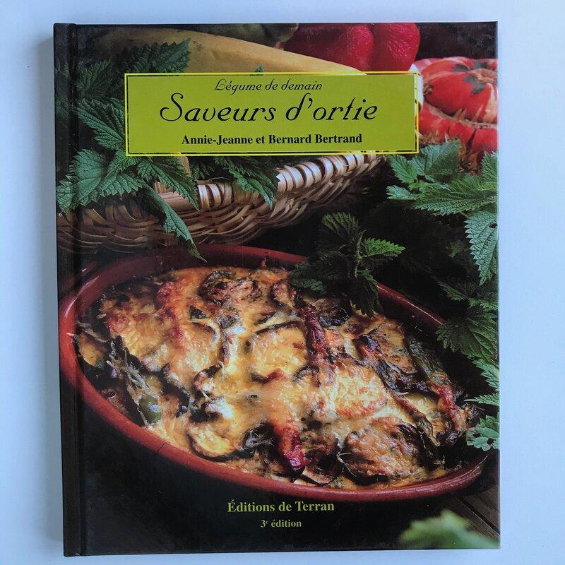 Cuisine et saveurs - Saveurs d'ortie