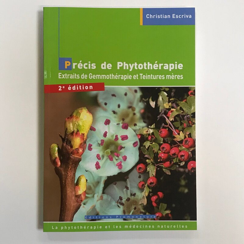 Plantes Médicinales - Précis de phytothérapie