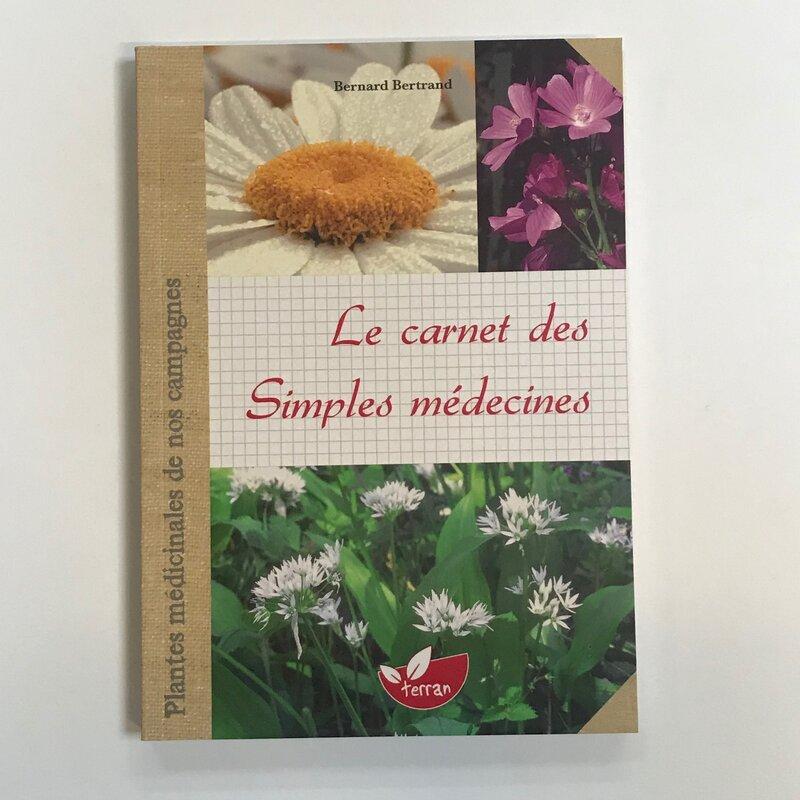 Plantes Médicinales - Le Carnet des Simples Médecines