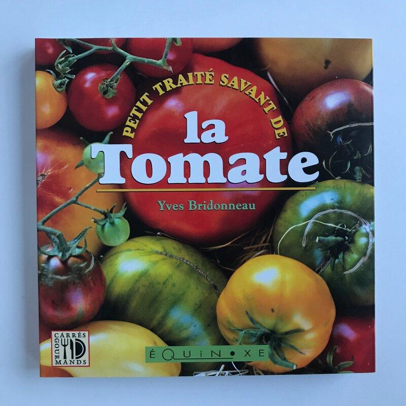 Connaissance des Plantes - Petit traité savant de la Tomate