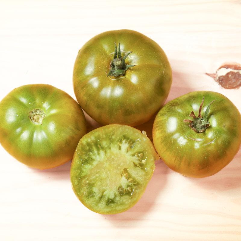 Tomates - Emerald Apple