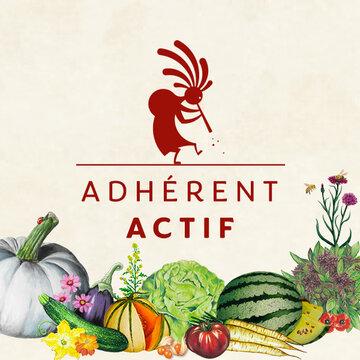 """Adhésions - Adhésion """"Actif"""""""