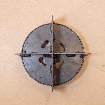 Outils à Manches - Cloche étoile 130mm