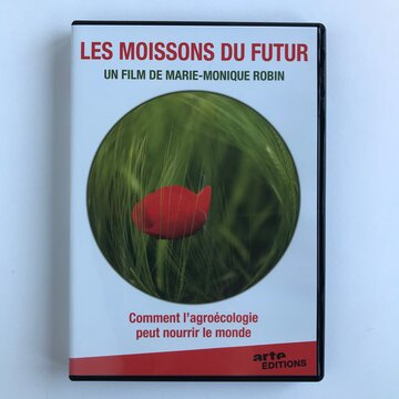 CD & DVD - Les moissons du futur