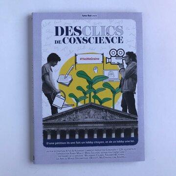 CD & DVD - Des clics de conscience