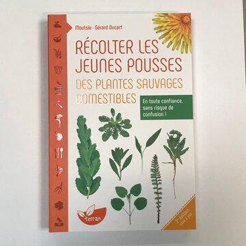 Connaissance des Plantes - Récolter les jeunes pousses des plantes sauvages comestibles