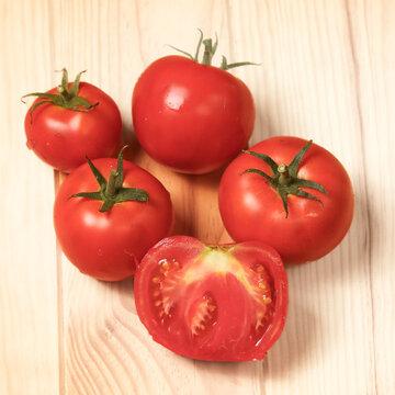 Tomates - Muscat