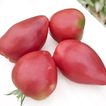 Tomates - German Red Strawberry