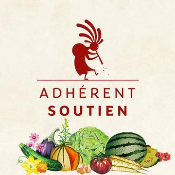 """Adhésions - Adhésion """"Soutien"""""""