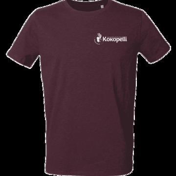 Vêtements - T-Shirt homme violet foncé, taille XL