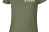 Vêtements - T-Shirt femme kaki, taille S