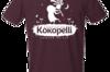 Vêtements - T-Shirt homme violet foncé, taille L