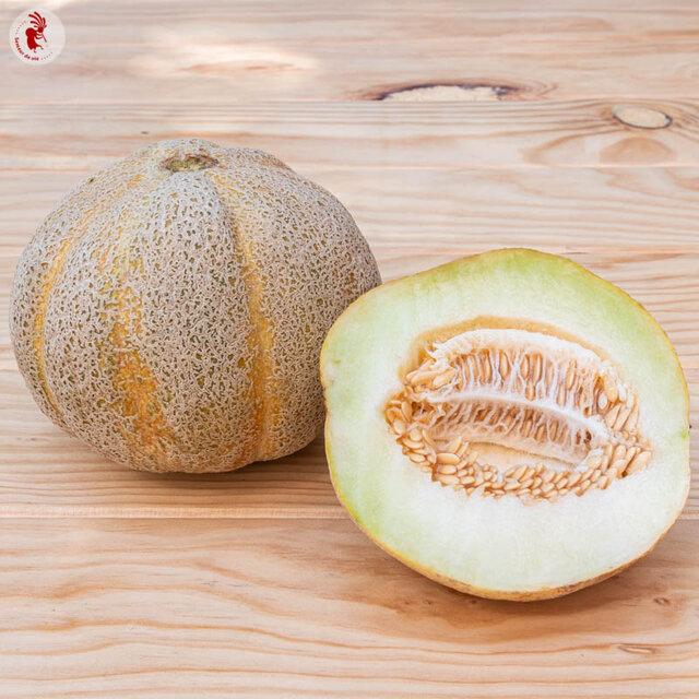 Melons - Ananas à Chair Verte