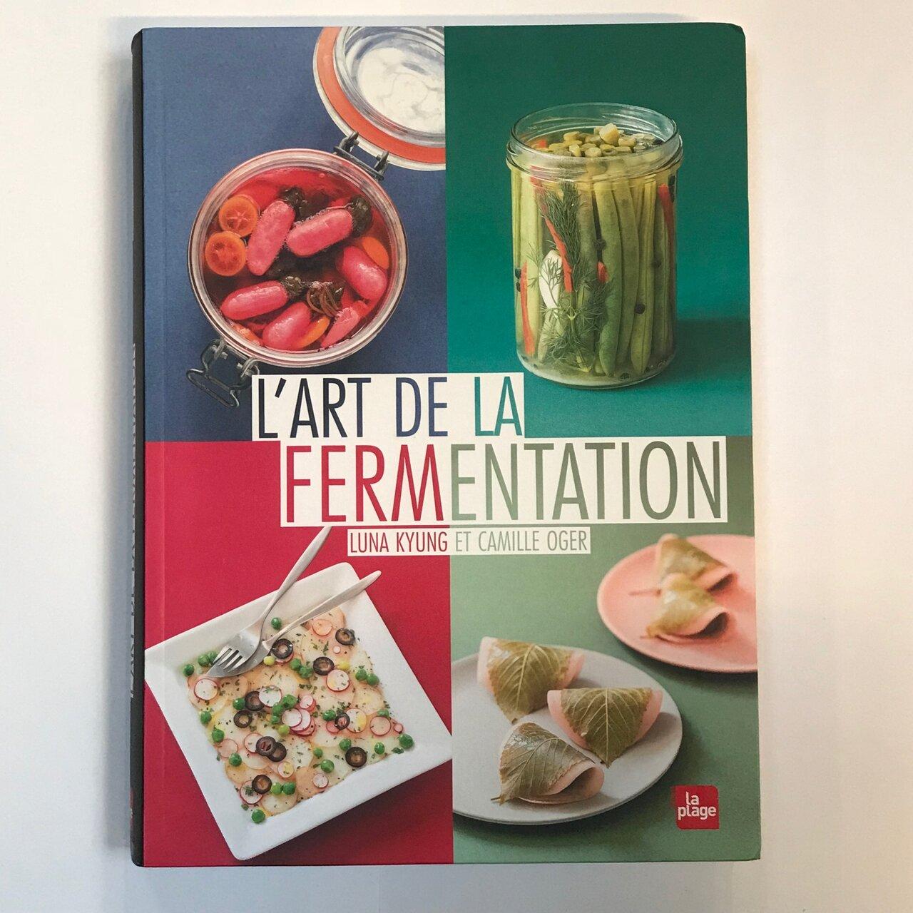 Cuisine et saveurs - L'art de la fermentation
