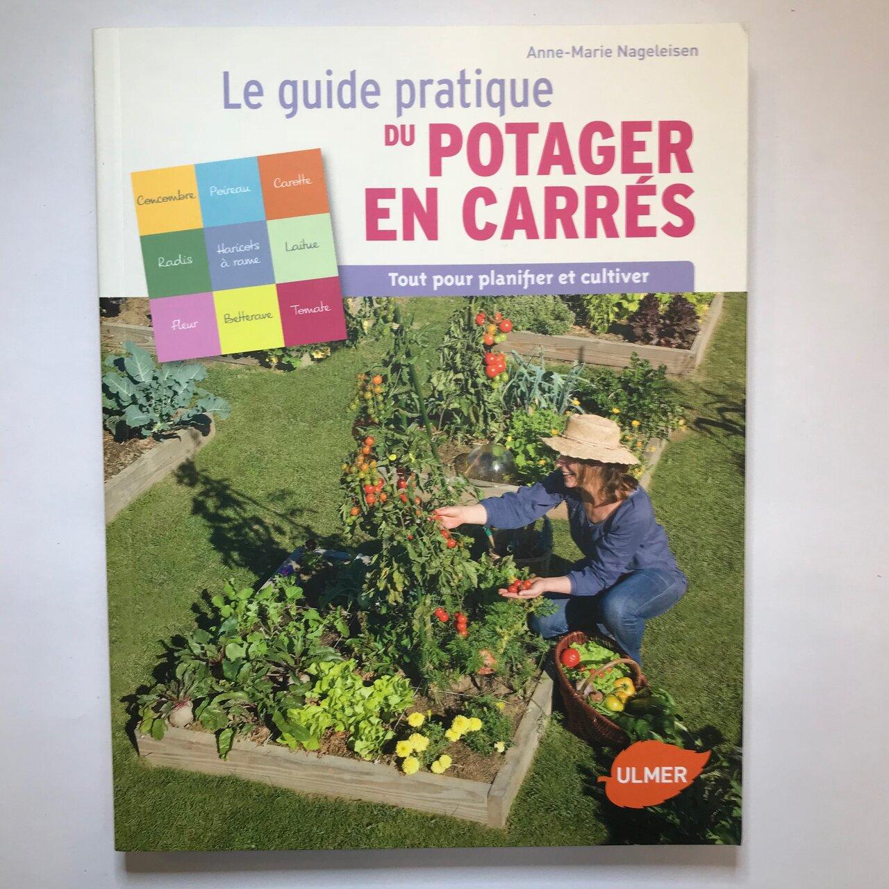 Un Potager En Carré jardinage le guide pratique du potager en carrés