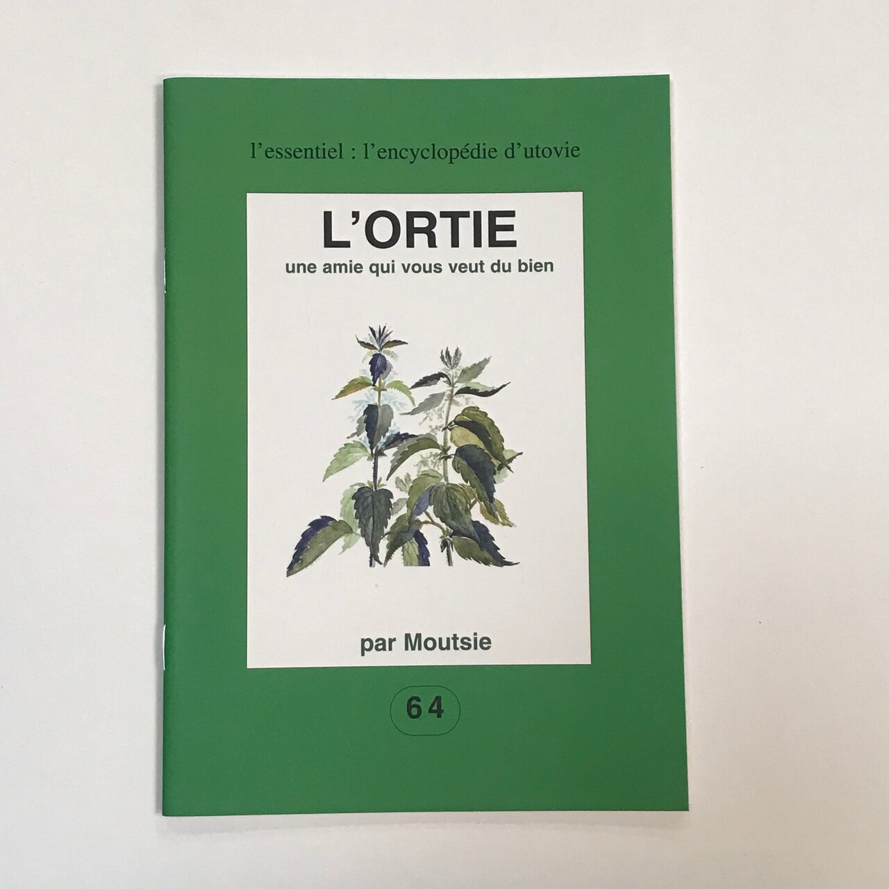 Connaissance des Plantes - L'Ortie - une amie qui vous veut du bien