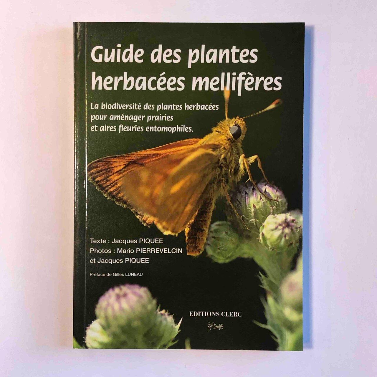 Apiculture - Guide des plantes herbacées mellifères