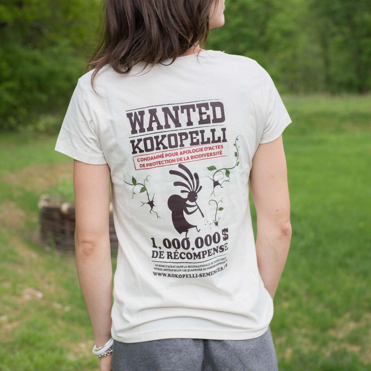 Vêtements - T-Shirt Wanted femme taille M